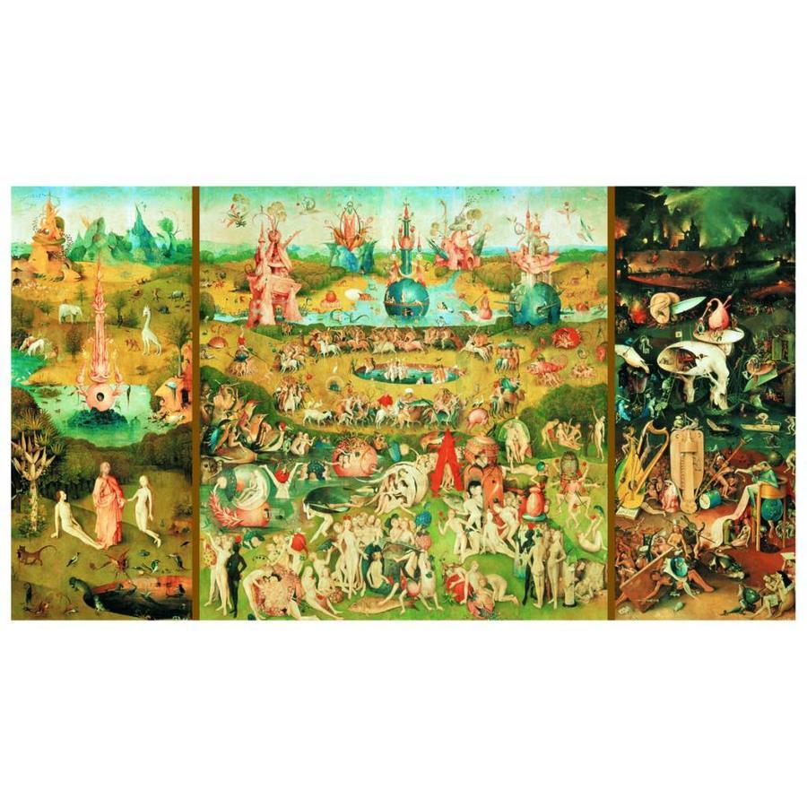 De Tuin der Lusten - puzzel van 9000 stukjes-1