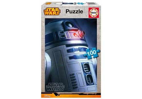 R2-D2 - Star Wars - 100 stukjes