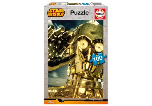 C-3PO - Star Wars - 100 pieces
