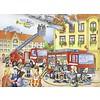 Ravensburger Les pompiers - puzzle de 100 pièces XXL
