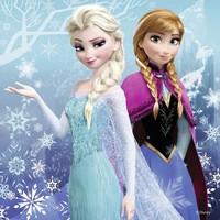 thumb-Frozen - winter adventure - 3 x 49 pieces-2