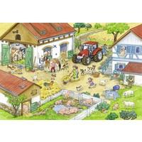thumb-Vrolijk boerderijleven - 2 x 24 stukjes-3