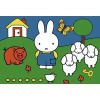 thumb-Miffy avec les animaux - 2 x 12 pièces-2