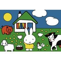 thumb-Miffy avec les animaux - 2 x 12 pièces-3
