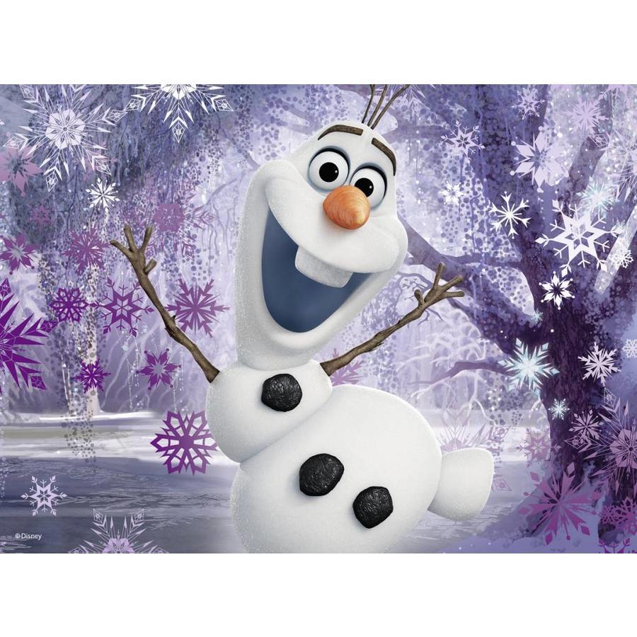 Frozen - 12+16+20+24 stukjes-3