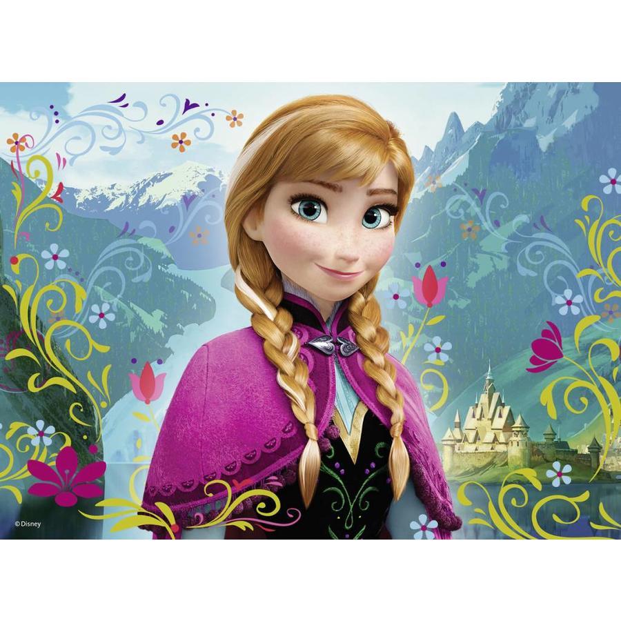 Frozen - 12+16+20+24 stukjes-4