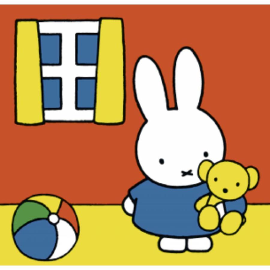 Miffy / Nijntje -  4 puzzles d'enfants de 6 + 9 + 12 + 16 pièces-2