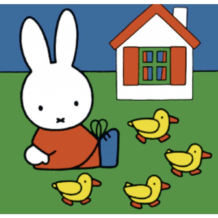Miffy / Nijntje -  4 puzzles d'enfants de 6 + 9 + 12 + 16 pièces-4