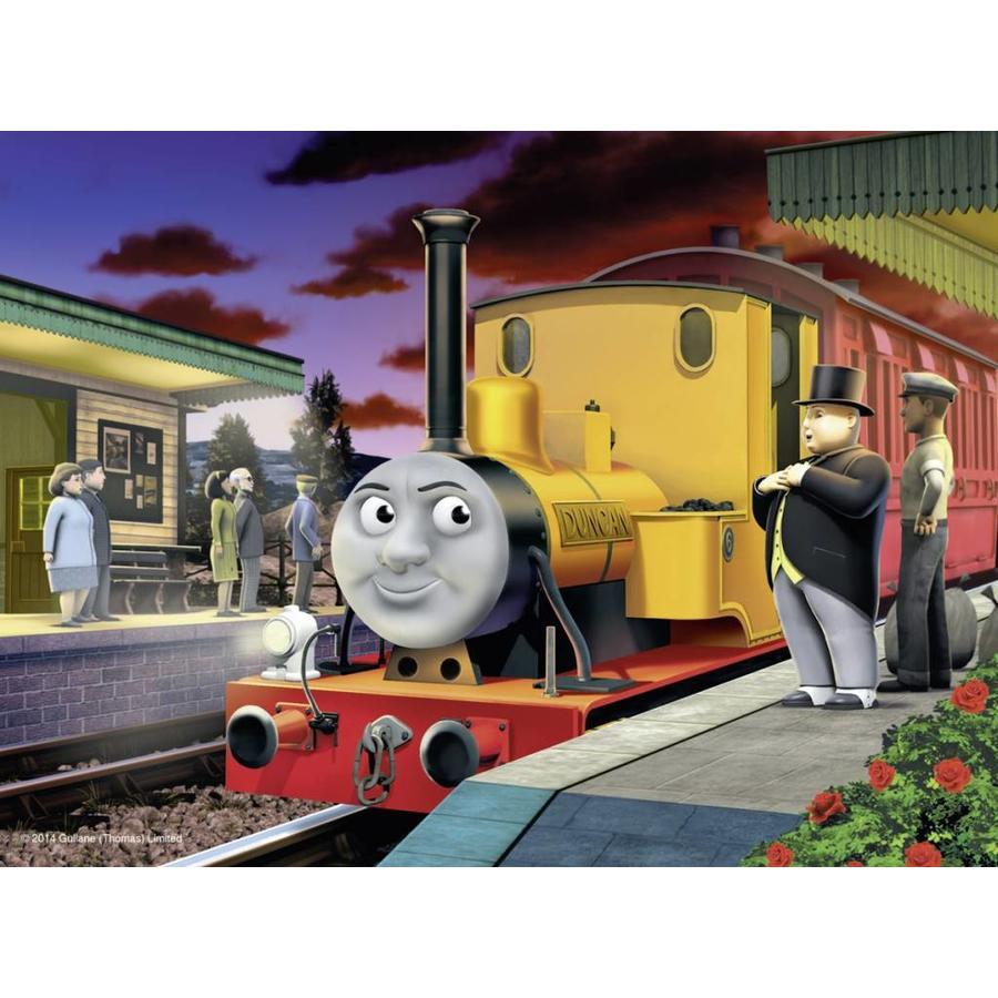 Thomas the Train - 12+16+20+24 pieces-2