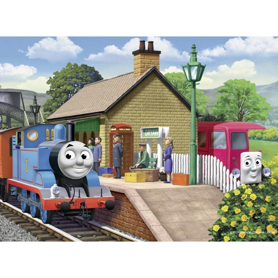 Thomas the Train - 12+16+20+24 pieces-3