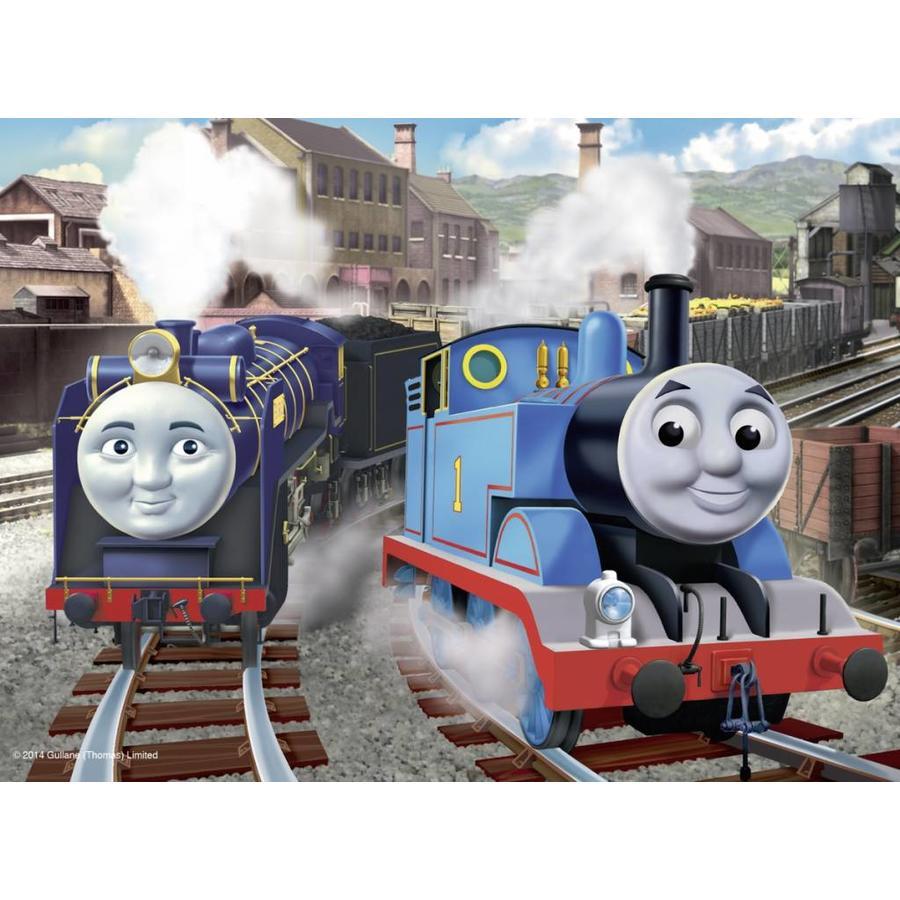 Thomas the Train - 12+16+20+24 pieces-4