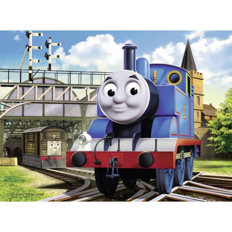 Thomas the Train - 12+16+20+24 pieces-5