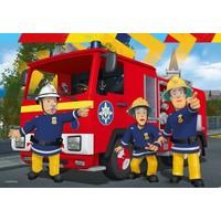 thumb-Brandweerman Sam helpt - 2 x 24 stukjes-1