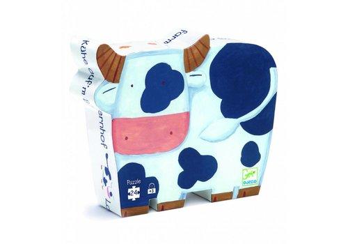 Djeco Bella Cow - 24 pièces