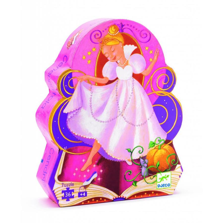 Cinderella - 36 pieces-1