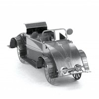 thumb-Beach Buggy - 3D puzzel-1