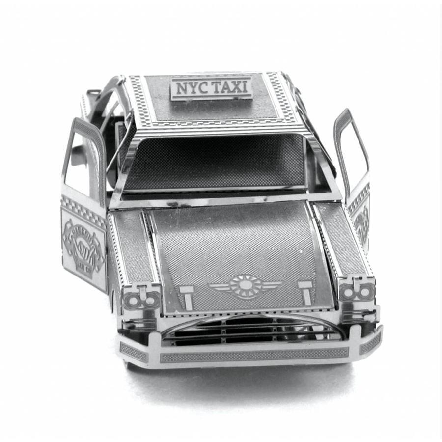 New York Taxi - 3D puzzel-2