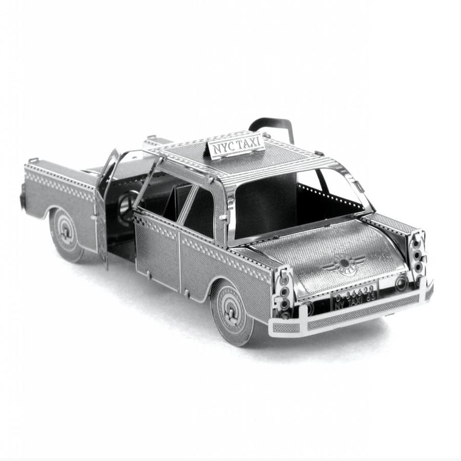 New York Taxi - 3D puzzel-3