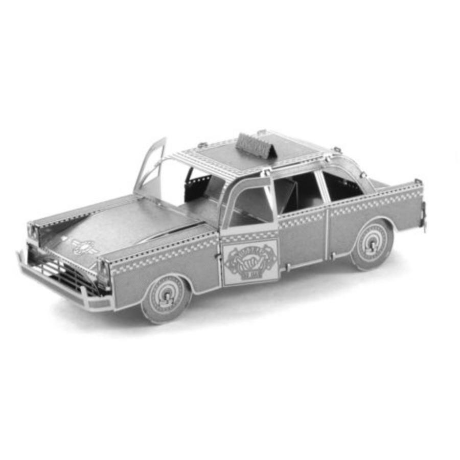 New York Taxi - 3D puzzel-1