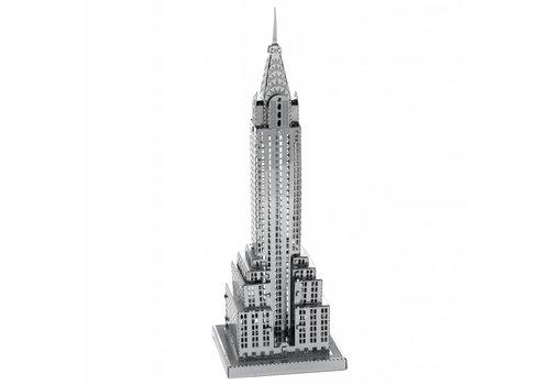 Chrysler Building - New York - 3D puzzel