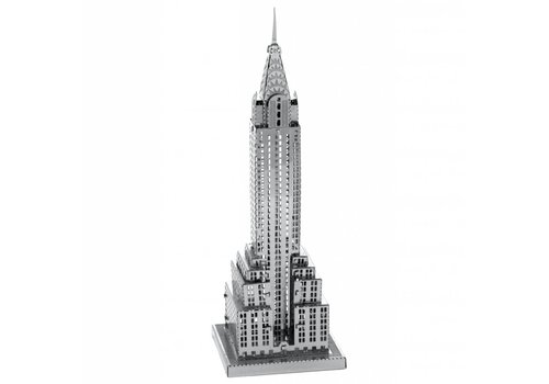 Chrysler Building - New York - 3D puzzle