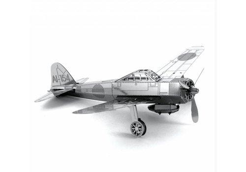 Mitsubishi Zero - 3D puzzle