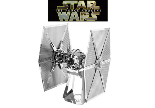 Metal Earth TIE Fighter Episode 7 - puzzle 3D