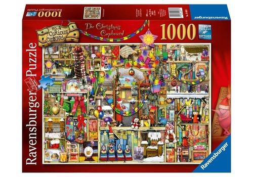 De kast van Kerstmis - 1000 stukjes