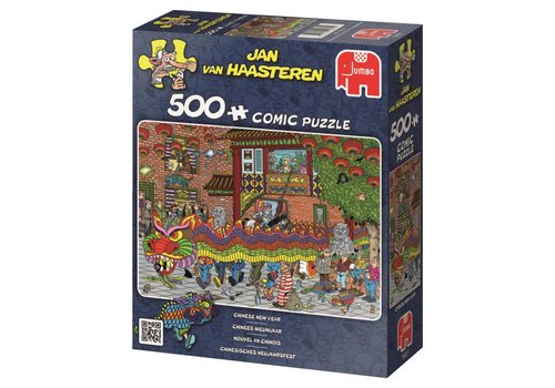 Chinese New Year - JvH - 500 pieces