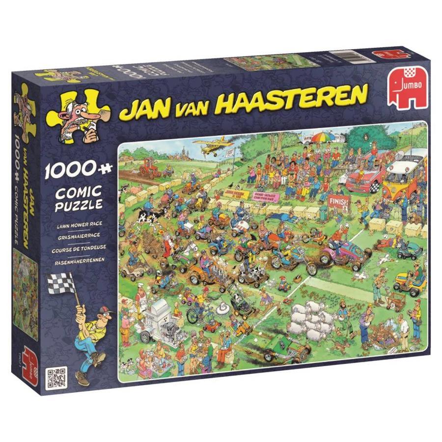 Grasmaaierrace - JvH - 1000 stukjes-3