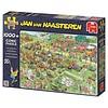 Jumbo Grasmaaierrace - JvH - 1000 stukjes
