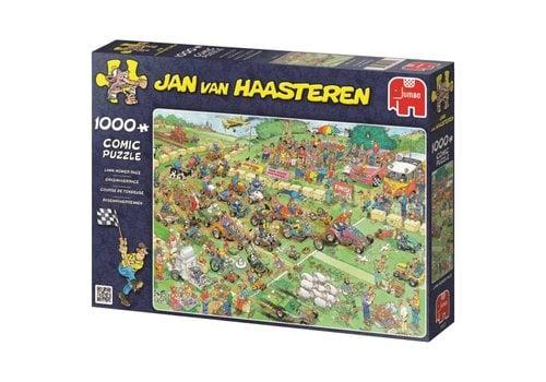 Grasmaaierrace - JvH - 1000 stukjes