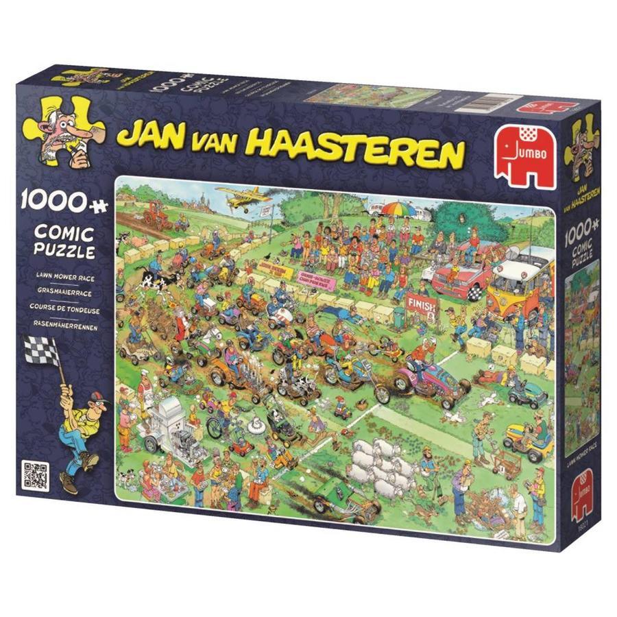 Grasmaaierrace - JvH - 1000 stukjes-1