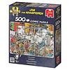 Jumbo Candy Factory -  Jan van Haasteren - puzzle de 500 pièces