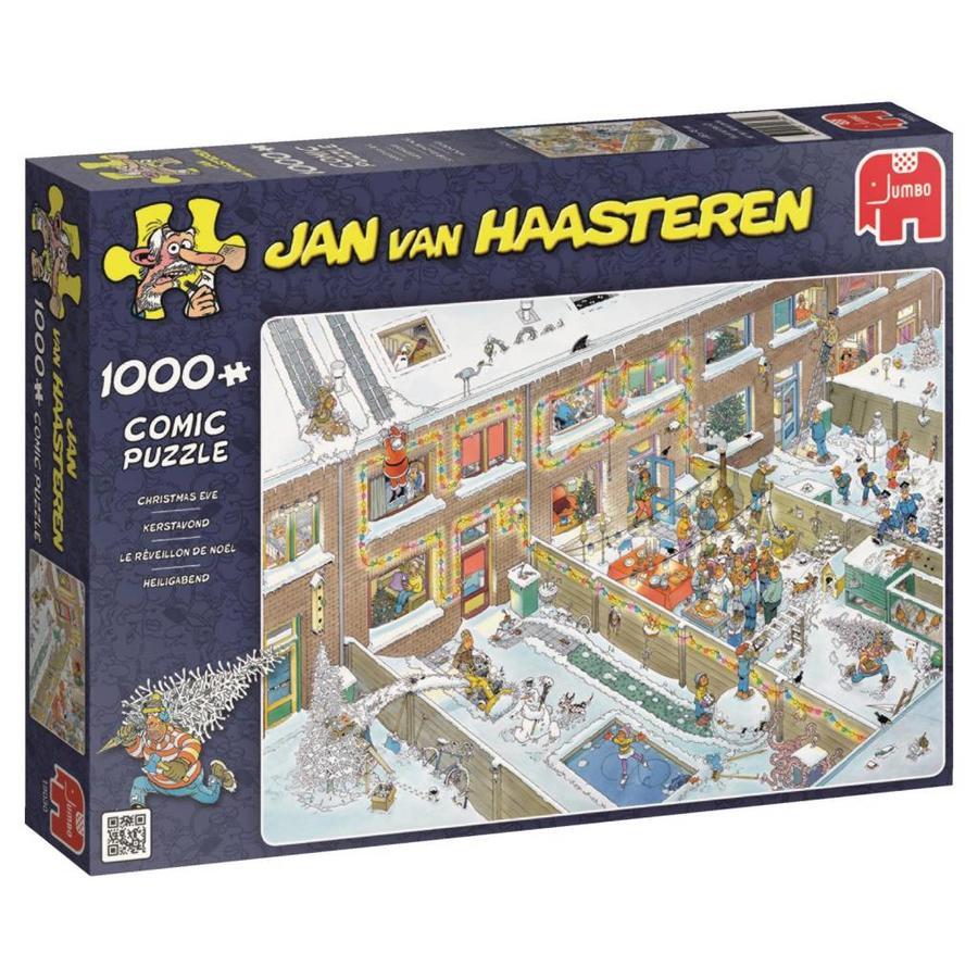 Kerstavond - JvH - 1000 stukjes-3