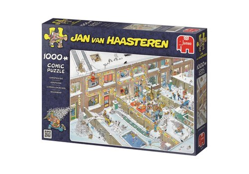 Réveillon de Noël - JvH - 1000 pièces