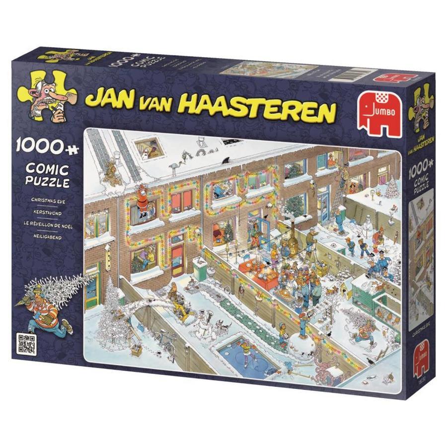 Kerstavond - JvH - 1000 stukjes-1