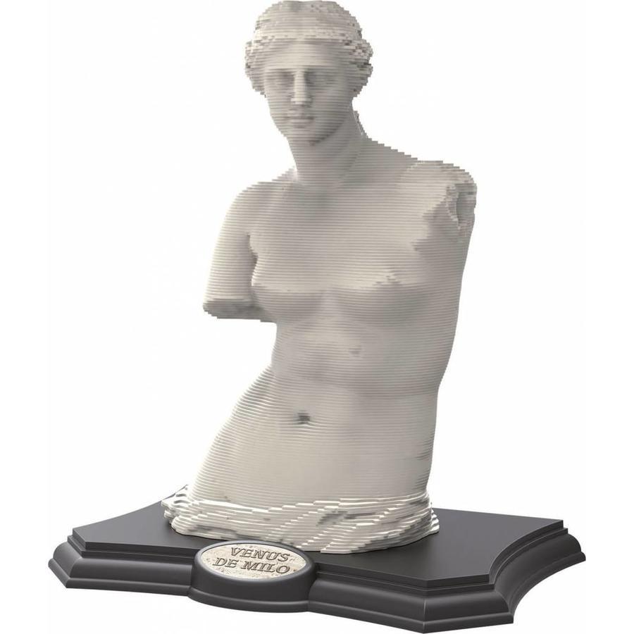 3D sculpture - Venus van Milo - 3D puzzel van 190 stukjes-1