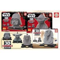 thumb-Star Wars - Darth Vader - 3D puzzle-3