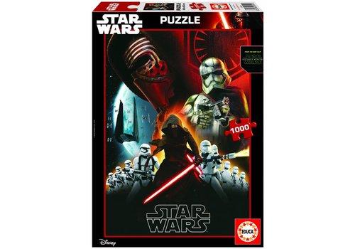 Star Wars - Compilation Episode VII - 1000 pieces