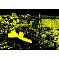 thumb-Las Vegas - Glow in the Dark - 1000 stukjes-3