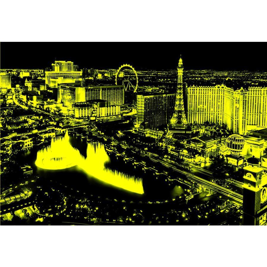 Las Vegas - Glow in the Dark - 1000 stukjes-3