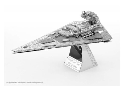 Imperial Star Destroyer - 3D puzzel