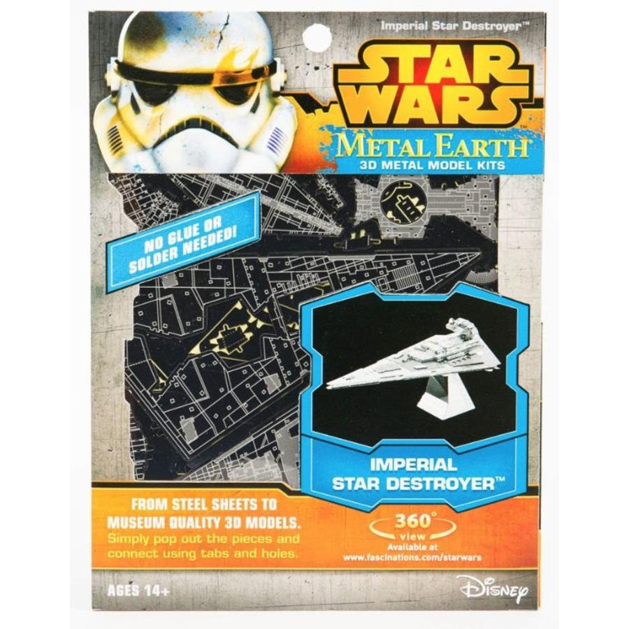 Imperial Star Destroyer - 3D puzzel-2