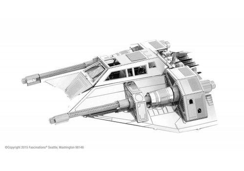 Metal Earth Snowspeeder - puzzle 3D