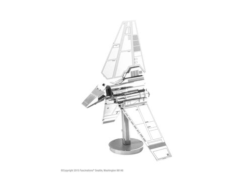 Metal Earth Imperial Shuttle - Star Wars 3Dc puzzle