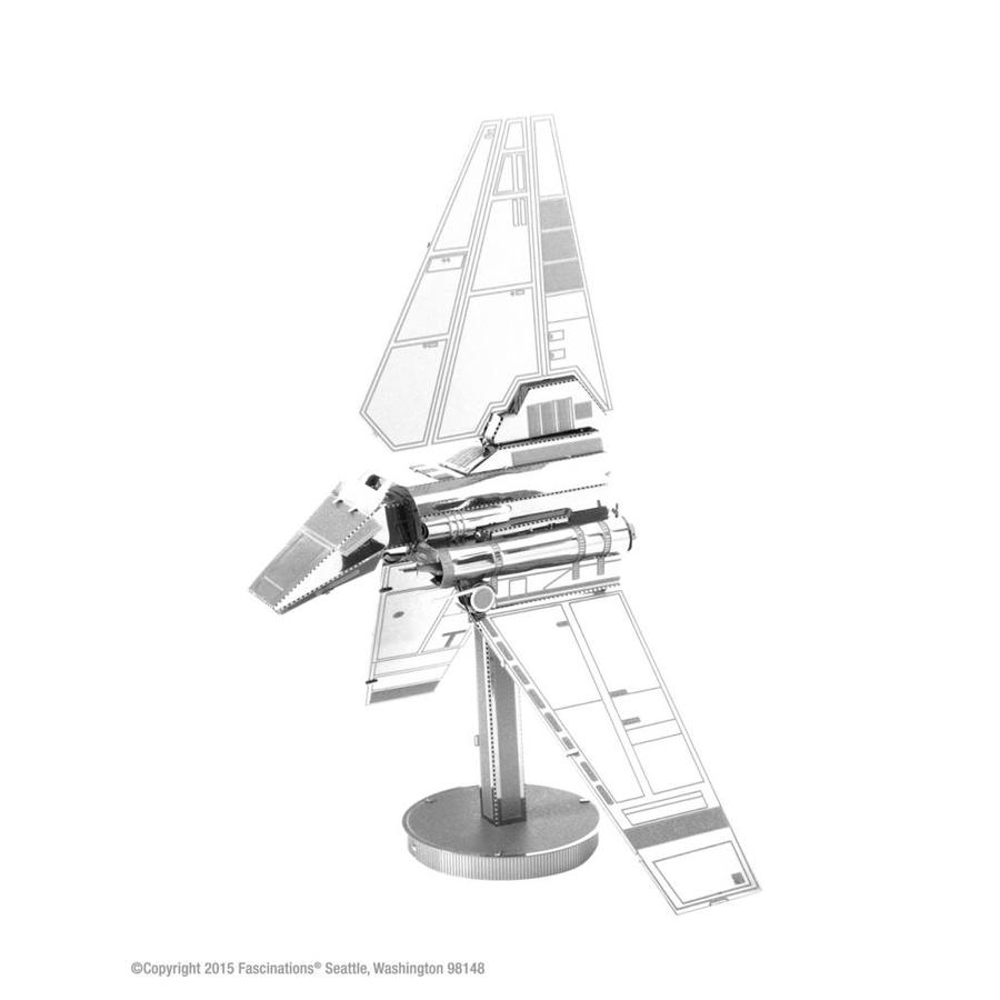 Imperial Shuttle - Star Wars 3D-puzzel-1