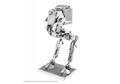 Metal Earth AT-ST - Star Wars puzzle 3D
