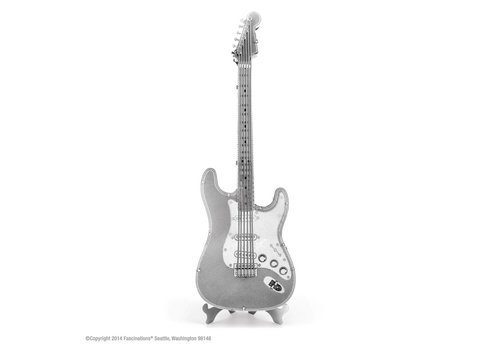 Elektrische gitaar - 3D puzzel