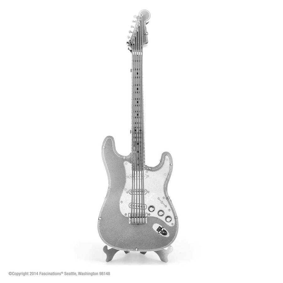Elektrische gitaar - 3D-puzzel-1